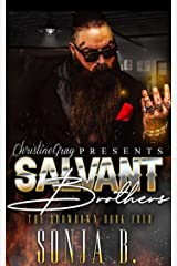 The Salvant Brothers 4: The Showdown Kindle Edition