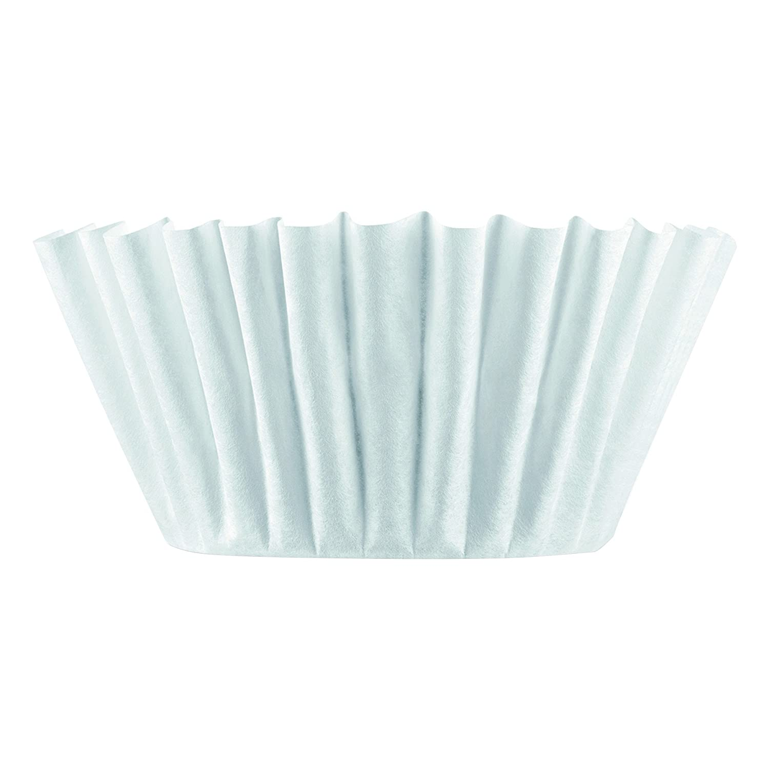 BUNN BCF100BCT Coffee Filters, 8/10-Cup Size, 100 per Pack (Case of 12 Packs)