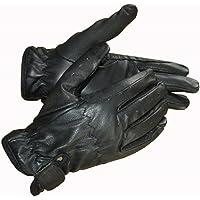 guantes de equitación, piel