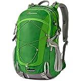 Mountaintop リュック 登山リュック40L 軽量 通気性抜群 防水 防汚 登山バッグ 旅行 キャンプ 防災 アウトドア バックパック デイバッグ レインカバー付き