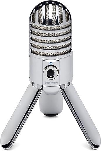 Samson METEOR MIC - Microfono a Condensatore USB