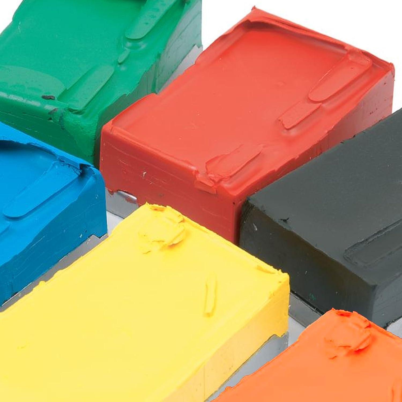 Raidex Black Weatherproof Ram Marker Crayon & Tigerbox® Antibacterial Pen.