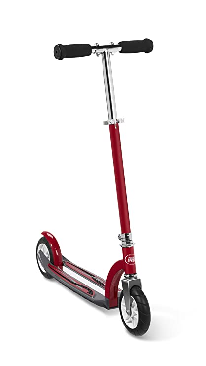 Amazon.com: Radio Flyer Air Runner – Patinete, color rojo ...