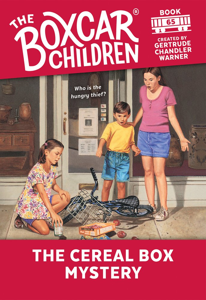 Download The Cereal Box Mystery (The Boxcar Children Mysteries) pdf