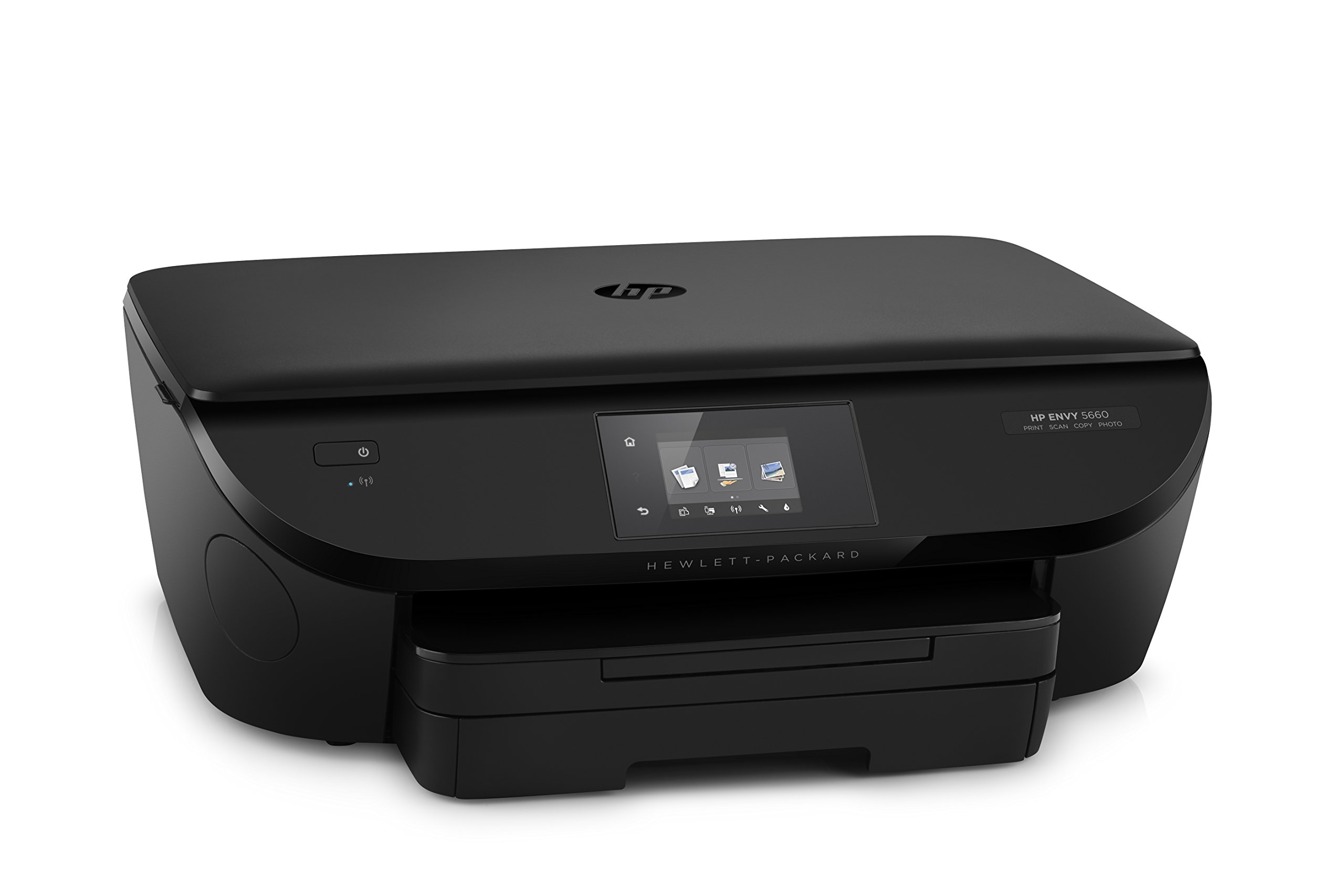 HP Envy 5660 Wireless All-in-One Photo Printer with Mobile Printing, Instant Ink Ready (F8B04AR) (Renewed) by HP (Image #2)