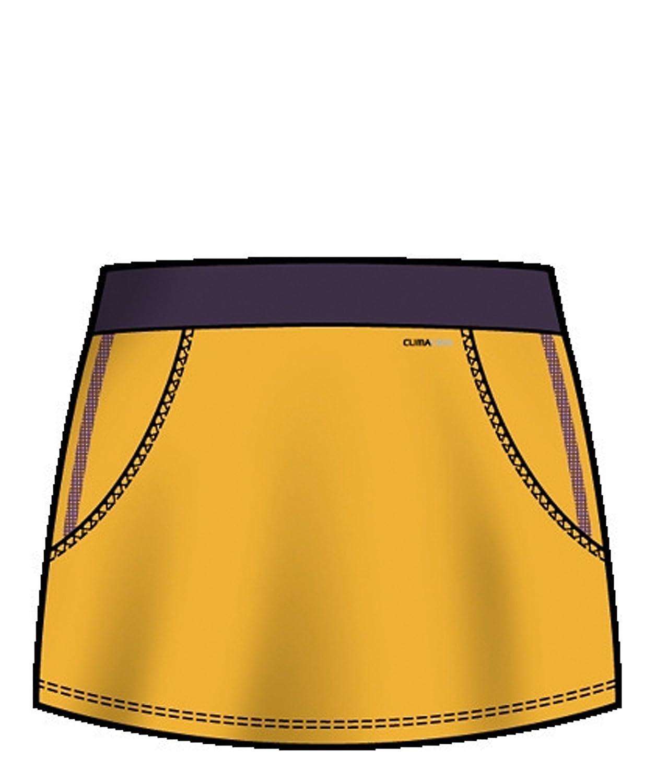 adidas - Falda de pádel para niña, tamaño 116 UK, 2: Amazon.es ...