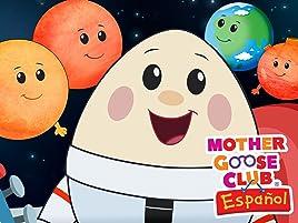 Los bebés y los niños de preescolar viajarán a través de la galaxia en esta canción!