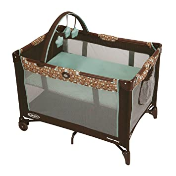 3ee81bbaea5 Image Unavailable. Image not available for. Color  Graco Pack  n Play  Playard On The Go ...