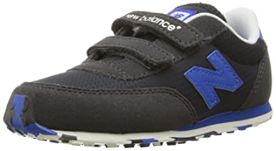 9ab826980c18 New Balance Boys  KE410 Sneaker Black Blue Camo 2 Medium US Infant