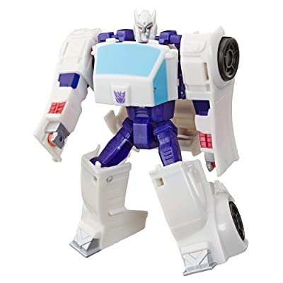 "Transformers Toys Cyberverse Action Attackers Warrior Class Deadlock Action Figure – Repeatable Sneak Strike Action Attack – for Kids Ages 6 & Up, 5.4"": Toys & Games"