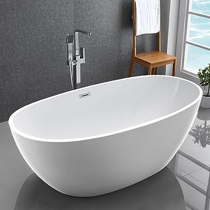 free standing bath tubs lowes kiva rhyme 67