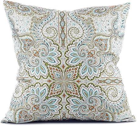 Cuscini Da Arredo.Caleffi Elegante Cuscino Da Arredamento 50x50 Decorativo Cotone