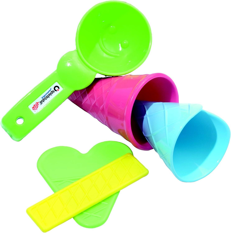 Spielstabil - Set de heladería (7530): Amazon.es: Juguetes y juegos