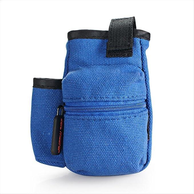Coil Master Pbag 100% Auténtico Universal Cigarrillo electrónico Vape Travel Estuche portátil de viaje Mini Vape Bolsa para herramientas, líquidos [SOLO BOLSA] (Azul): Amazon.es: Salud y cuidado personal