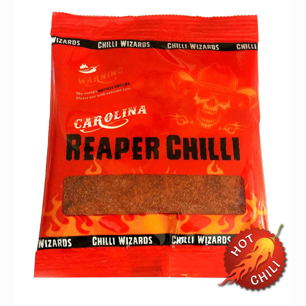 Chilli Powder - 100% Carolina Reaper 2 million shu 10g