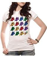 Loud Distribution Now - Pop Art Women's T-Shirt
