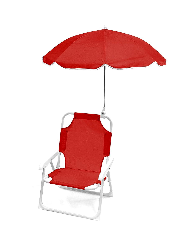 Heritage Kids Blue Beach Chair, Aqua Idea Nuova NK657393
