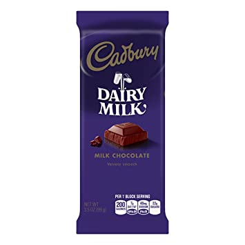 cadbury dairy milk chocolate essay Cadbury dairy milk is one of the world's biggest confectionery company holds number one or two positions in the 50 largest global confectionery markets they create chocolate, gum and candy brands there are nearly 50,000 employees in over 60 countries and sell their products in markets everywhere around the world.