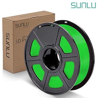 SUNLU PLA Plus Filamento 1.75 mm 3D Impresora 3D Plumas 1KG PLA+ ...
