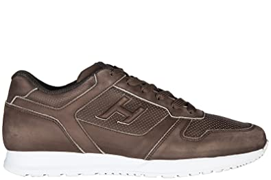 Chaussures baskets sneakers homme en cuir Hogan zBZNz