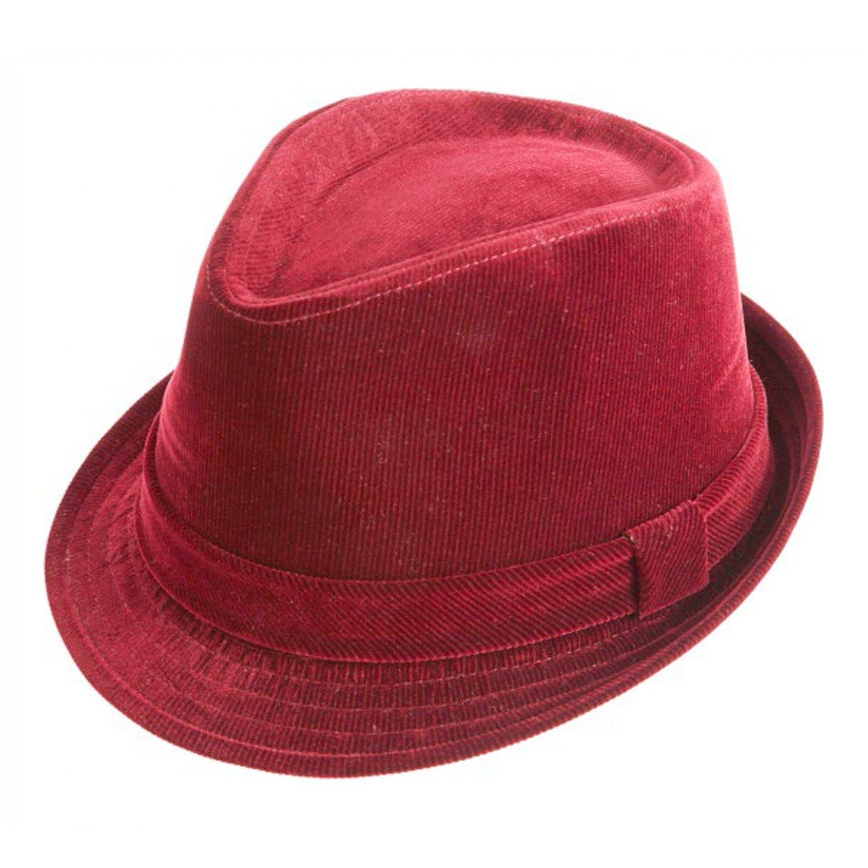 MONTIQUE Fedora Men s Corduroy Hat at Amazon Men s Clothing store  5616b5f5e4a