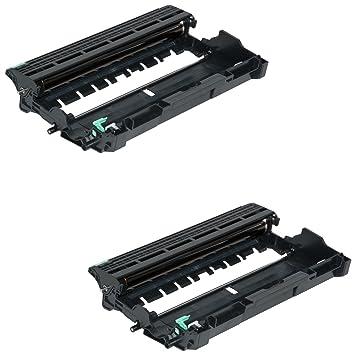 2X Unidad de Tambor Compatible con Brother DR2300 HL-L2300D HL ...