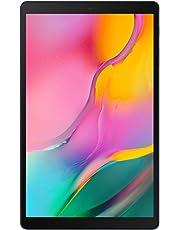 "Samsung Galaxy Tab A 10.1 (2019) Tablet, 10.1"" WUXGA, 32 GB Espandibili, Batteria 6150 mAh, Wi-Fi, Silver [Versione Italiana]"