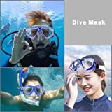 Globalstore Swim Diving Snorkel Mask, Scuba