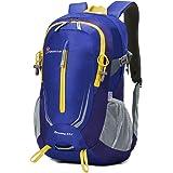 Mardingtop 25L/30L/45L/50L Rucksack Wanderrucksack für Camping/Klettern/Reisen/Schultasche/Fahrrad, mit eine Regenschutz