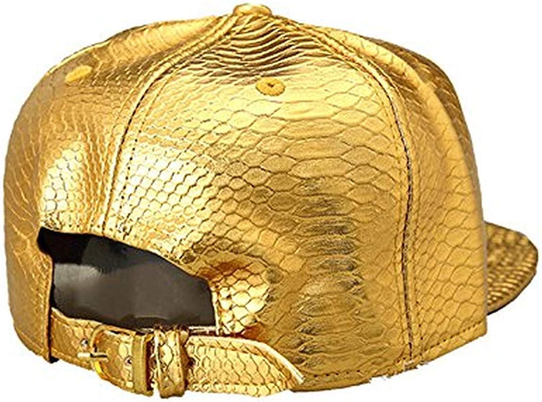 Gorra Dorada de Calavera, Sombrero de Sol de cocodrilo con Rayas ...