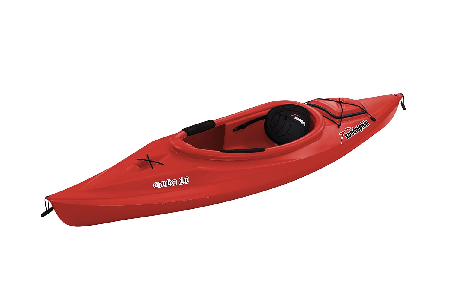 3. Sun Dolphin Aruba 10-Foot Sit-in Kayak