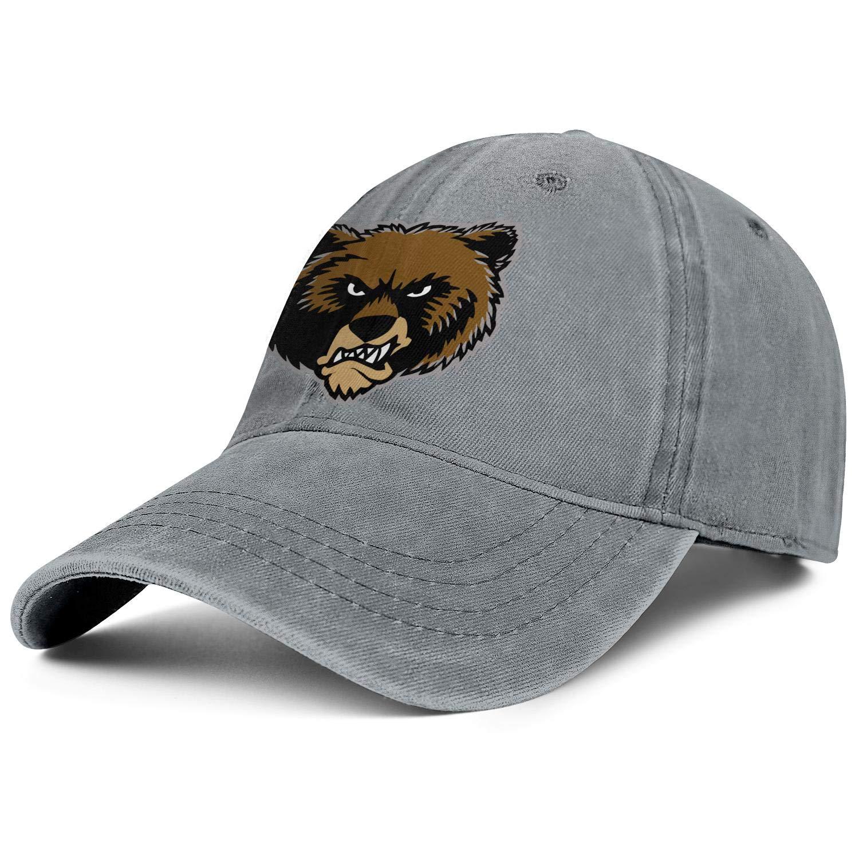 YkRpJ Denim Hat Adjustable Pattern Athletic Hat for Women Men