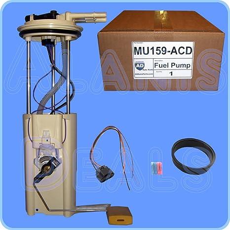 Nuevo OEM ACDelco México módulo de Sensor de nivel de combustible bomba y con sello,