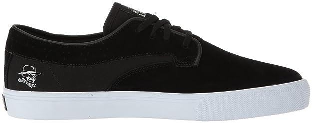 Lakai Limited Footwear MensMS1180090A00 - Riley Adulto, Unisex, Negro (Negro GamuzaBlack Suede), 11 Medium US: Amazon.es: Zapatos y complementos