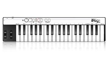 iRig Keys Mini Keyboard Controller for iPhone/iPod Touch/iPad/Mac/PC