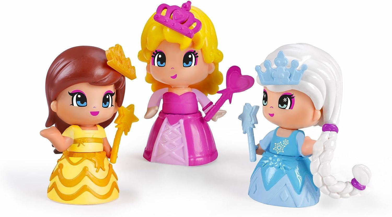 Pinypon - Pack de 3 Princesas (Famosa 700014094): Amazon.es: Juguetes y juegos