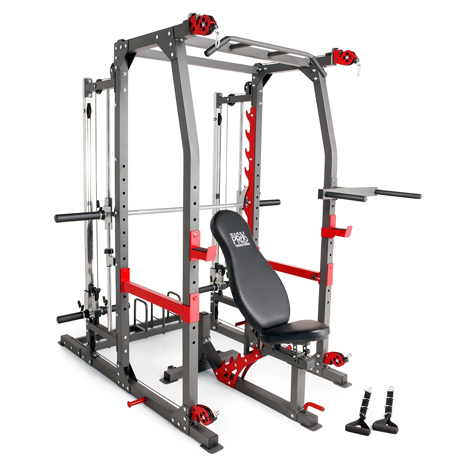Amazon.com : Impex Marcy Pro Home Gym Total Body Training System : Sports &  Outdoors