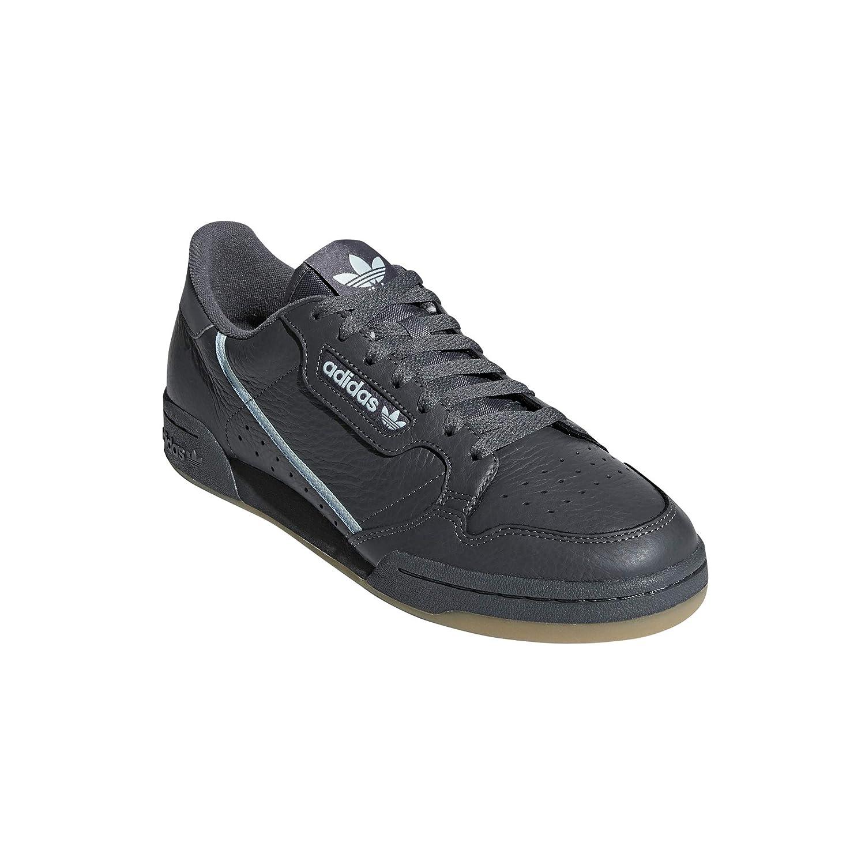 pretty nice 1c779 4dbb6 adidas Men s Continental 80 Trainers, Grau Five Ice Mint Ash Grey 0, 5 UK   Amazon.co.uk  Shoes   Bags