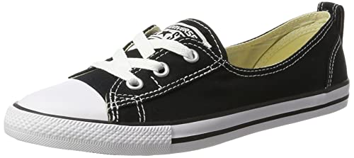 b53202485535ac Converse Chuck Taylor Black Ballet Lace Slip  Amazon.ca  Shoes ...