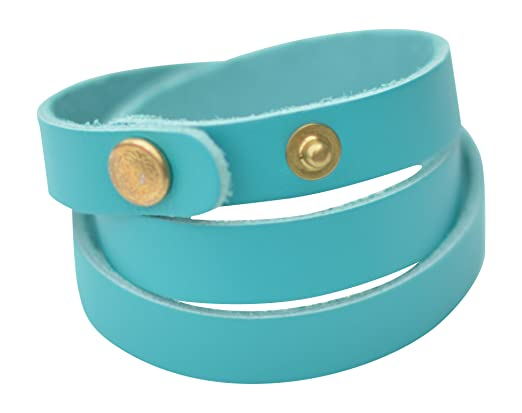 Triple Wrap Genuine Leather Essential Oil Diffuser Bracelet