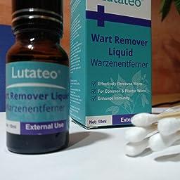 Verrugas, Wart Remover, Wart Remover Liquid, Removedor de verrugas ...