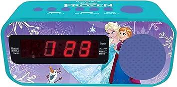 Lexibook, Bleu Disney La Reine des neiges, Radio Réveil