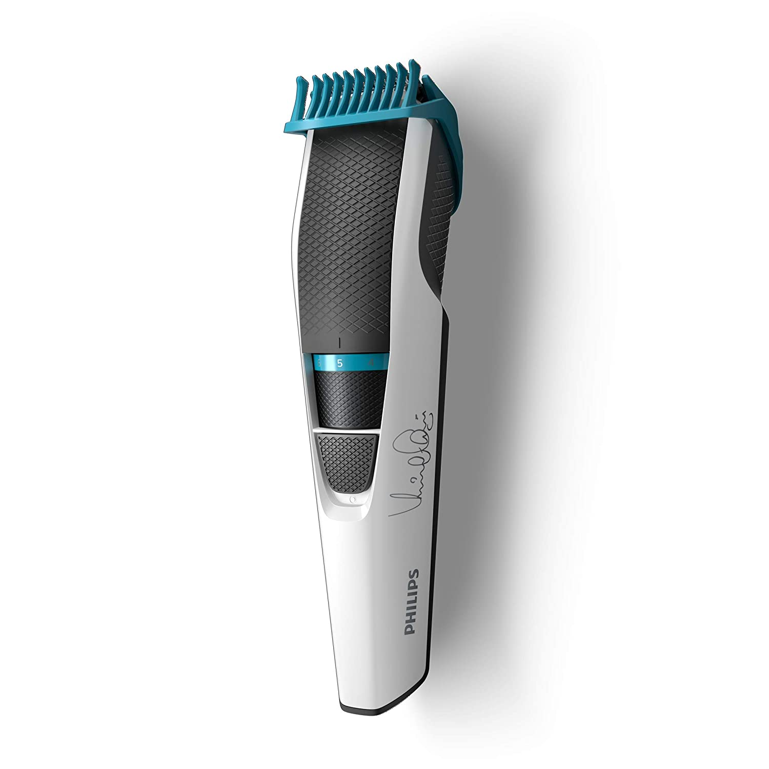Philips BT3203/15 cordless rechargeable Beard Trimmer - 10 length settings; 45 min run time