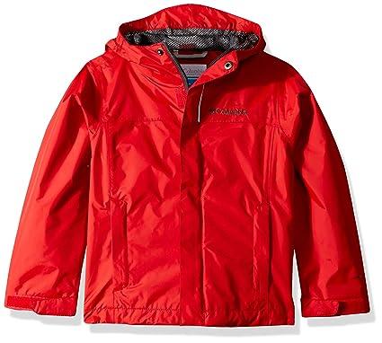Waterproof /& Breathable Columbia Youth Boys Watertight Jacket