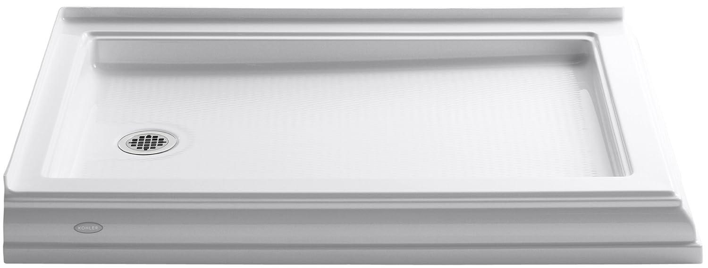 high-quality KOHLER K-9547-0 Memoirs Shower Receptor, White