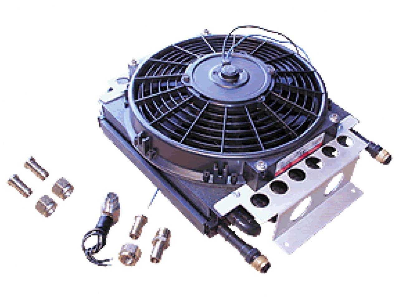 Ats Diesel 3109003000 Transmission Cooler Automotive Flexalite Electric Fan Black Magic Series Coximportcom A