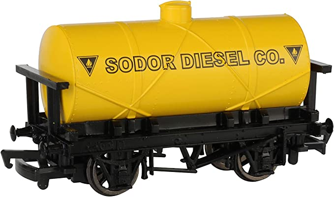Bachmann Hobby Train Freight Cars Prototypical Yellow