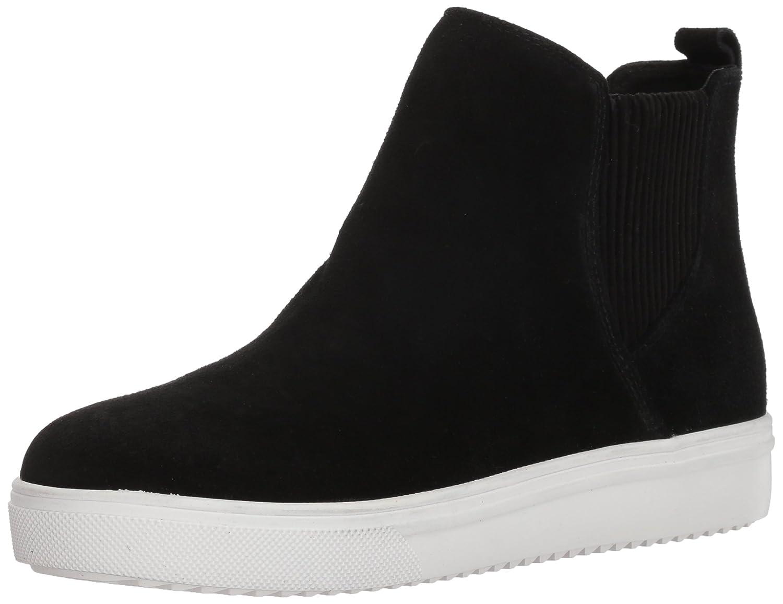 Blondo Women's Gennie Waterproof Sneaker B079G1LPRF 8 B(M) US|Black Suede