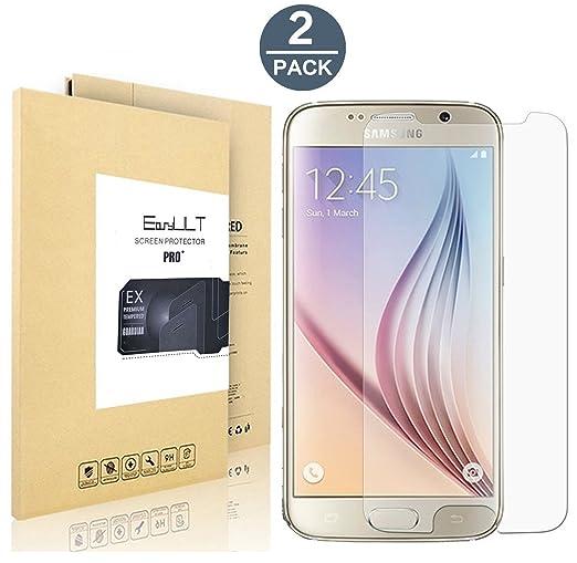14 opinioni per [2-Pack]Samsung Galaxy S6 Pellicola Protettiva, EasyULT 2 Pack Pellicola