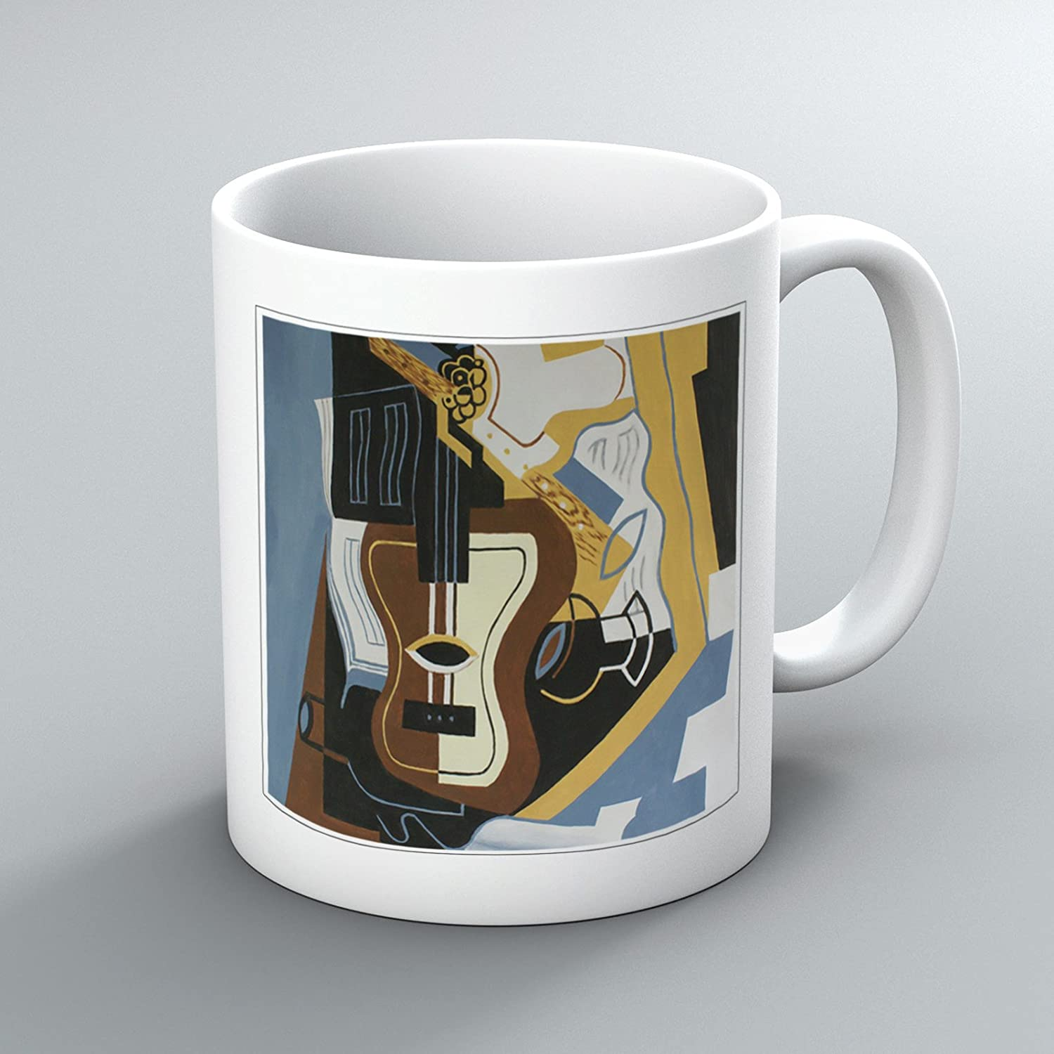 Juan Gris clarinete de guitarra con diseño de funda Tea Coffee ...